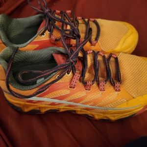 Merrell trail sneakers